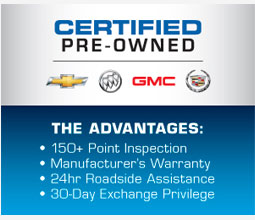 GM certifications